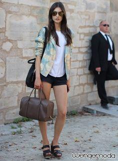 2013 İlkbahar Sokak Kombinleri « Wenge Moda