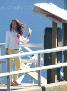 SHOOT: Andie MacDowell Films Teaser for CEDAR COVE in North Vancouver's Deep Cove | yvrshoots