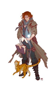 """""""Been working on this sad boy little by little on this past few days! Super busy this week, winding down with more fan art, of course. Character Creation, Fantasy Character Design, Character Design Inspiration, Character Concept, Character Art, Concept Art, Critical Role Characters, Critical Role Fan Art, D D Characters"""