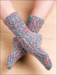 Ravelry: Mardi Gras Carnival free pattern by Janet Rehfeldt Easy Crochet Socks, Crochet Sock Pattern Free, Crochet Slippers, Crochet Hooks, Crochet Baby, Free Crochet, Knit Crochet, Crochet Patterns, Crochet Ideas