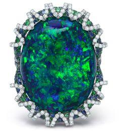 Opal ring - Martin KatzJewels
