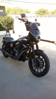 Dyna fxds fxdx
