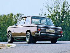 1971 BMW 2002ti L.E. Diana (E10)   by Auto Clasico