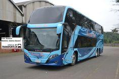 Cormar Bus y su nuevo Busscar Vissta Buss DD Mercedes Benz, Chile, Dream School, Double Decker Bus, Bus Coach, Busses, Transportation, Trucks, Vehicles
