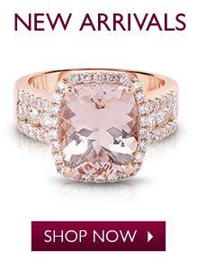 Rose Gold Jewelry - Rings, Earrings & Bracelets - Helzberg Diamonds