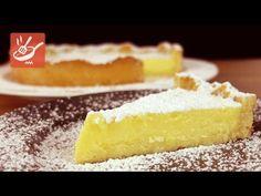Crostata alla crema di limone - Torte e crostate