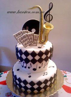 tortas musicales - Buscar con Google
