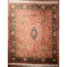 New Contemporary Indian  Area Rug 2761 - Area Rug area rugs