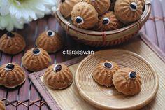 Biskut Mentega Kacang Tradisi / Old Fashion Peanut Butter Cookies ~ Resepi Terbaik