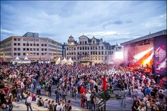 Brussels Summer Festival 2015 © Eric Danhier