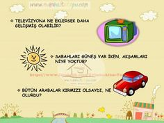 çocukların hayal gücünü geliştiren sorular (2) | Evimin Altın Topu Toddler Learning Activities, Family Activities, Time Kids, Stem Challenges, Science Education, Creative Thinking, Diy For Kids, Montessori, Psychology