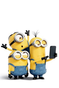 You Know The Minions Right? Well Bob, Kevin, And Stuart Will Be Joining Us  This Weekend, Oct. At Fall Festival At Massanutten Resort!