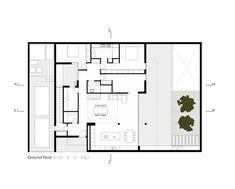 Samu House,Floor Plan