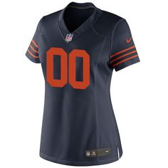 Chicago Bears Women's Customized Nike Game Day Throwback Jersey  http://store.chicagobears.com/Womens-Customized-Nike-Game-Day-Throwback-Jersey.aspx
