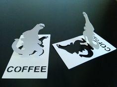 Coffee cards by Tomasz Stasiuk