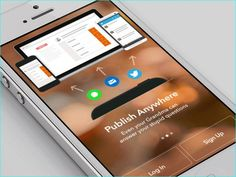 20 Beautiful Mobile App Animations
