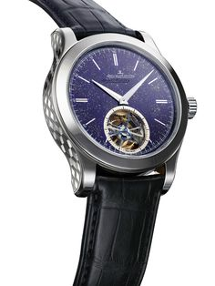 "#Horology - The new #JaegerLeCoultre ""Métiers rares Master Grand Tourbillon Enamel"" #Watch - May 2016"