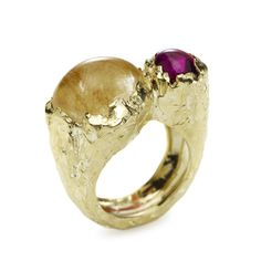 Milly Swire Barnacle Ring
