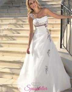 Vestiti da sposa colorati prezzi