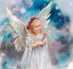 Good morning! Sending precious #Angels to watch over you to brighten your day! Have a great one!