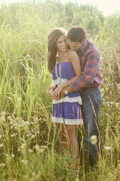 Southern Wedding Engagement - Arkansas, Benfield Photography