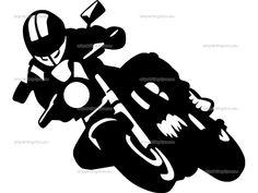 Biker, sport racer.