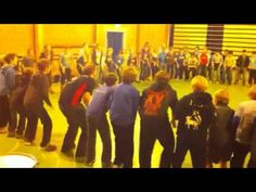Body percussion workshop