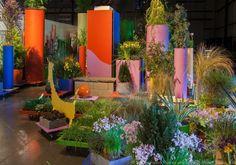 Photography at San Francisco Flower & Garden Show