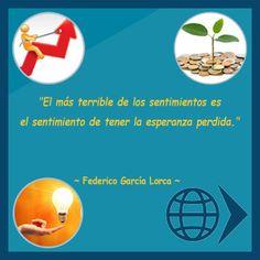 #Frase de la semana. #emprendedor #negocio #esperanza #franquicias
