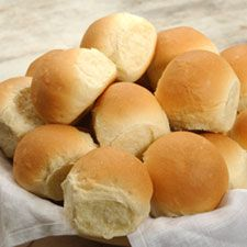 Big Batch Quick Dinner Rolls {King Arthur Flour} -- just bake and freeze for Thanksgiving company or any time of year (or for those with large families!!). yield 4 pans of 6 rolls each, so you can bake what you need and freeze the rest if desired.