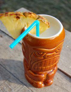 Recipe: (Virgin) Piña Colada Smoothie