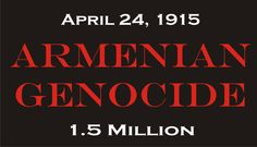 Gun Confiscation as Prelude to the Muslim Armenian Genocide April 24, 1915--The Islamic Turks slaughtered 250,000 Armenian Christians from 1894-1896; 30,000 more killed from 1904-1909; one million more killed in 1915 just prior to World War I