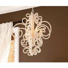 Karina 5-Light Chandelier   European-Inspired Home Furnishings   Ballard Designs