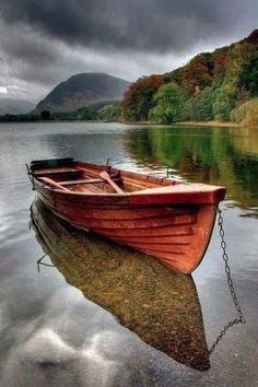 The Lake district (cumbria) UK. Beauty, tranquility and colour. The loveliest county in England.