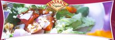 Pataks Authentic Indian Foods Recipes - Spicy Cous Cous and Vegetable Salad