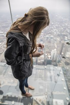 observation deck - sears tower.