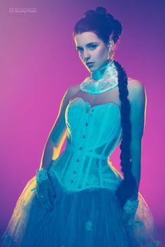 Model: Soria - Model HMUA: Jules Robson AAB makeup & hair Artist Corset: Lady ardzesz corset Skirt: Ewa Jobko - Costume Designer Photo: Quality Pixels Photography (Marcin & Sylwia Ciesielski)