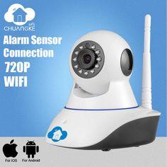 Xinsilu 720P Security Network CCTV WIFI IP camera Wireless Digital Security ip camera IR Infrared Night Vision alarm system
