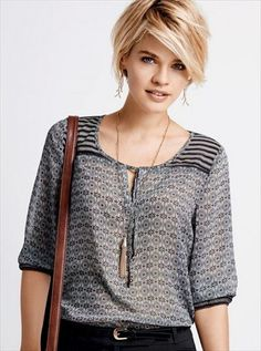 Short Hairstyles : Homecoming Cute Hairstyles For Short Bob Hair ...
