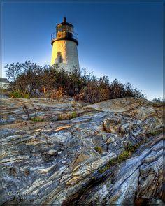 #Maine #lighthouse - http://dennisharper.lnf.com/