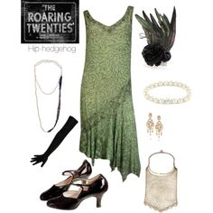 The Roaring Twenties - I don't know if I like this but I'll keep it around incase of a 1920's themed party