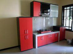 Kitchen Set Semarang   Produk CV. KembangDjati Semarang, Kitchen Sets, Kitchen Cabinets, Kitchens, Furniture, Design, Home Decor, Image, Cooking Together