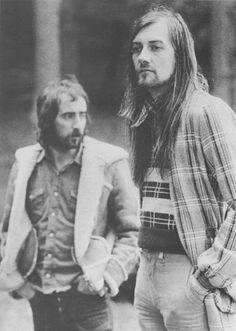 John McVie and Mick Fleetwood
