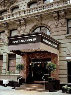 Hotel Chandler NYC ~ my favorite boutique hotel in NYC