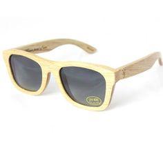 Wood Fellas JALO Sonnenbrille Wheat, Holzsonnenbrille