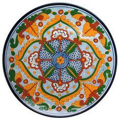 Decorative Plate \ Delicias\   sc 1 st  Pinterest & Decorative Plate \