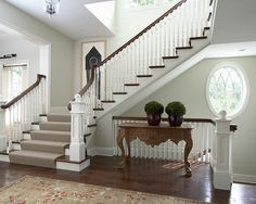 Spaces At Top Of Staircase Design, Pictures, Remodel, Decor and Ideas - page 4