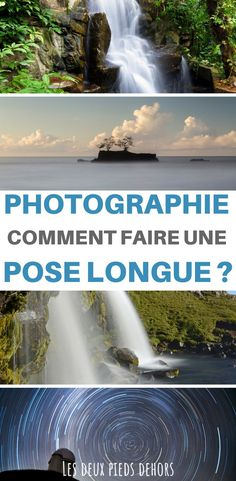 How to make a long pose in photo? The complete guide- Comment faire une pose longue en photo ? Le guide complet You are passionate about photography, I explain in detail how to make a long exposure, a technique that greatly improves your photos -