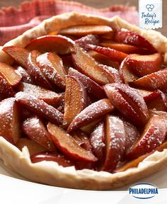 You'll love this rustic plum dessert, and we mean that from the bottom our tart.