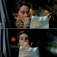 """So sad scene from """"The Fault In Our Stars"""""""